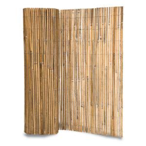 Gespleten bamboe